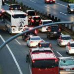 東名高速道路 渋滞にはまったら6時間車に乗っていた!!
