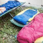 キャンプを快適に!キャンプ寝具の種類と選び方