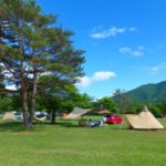 川根町、三ツ星オートキャンプ場