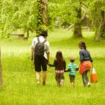 親が子が キャンプで身につく6つのこと